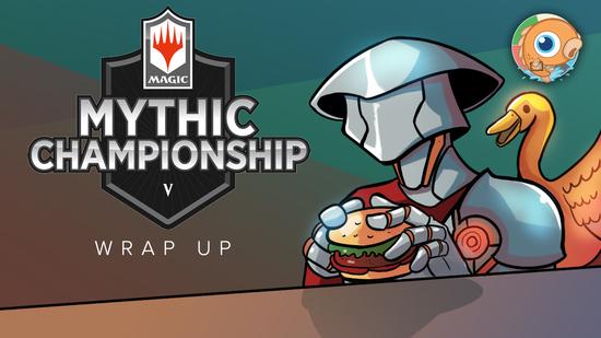 Image for Mythic Championship V: Matchup Breakdown