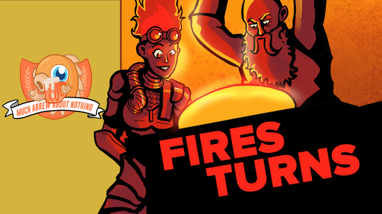 Image for Much Abrew: Fires Turns (Modern, Magic Online)