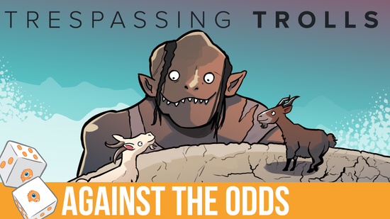 Image for Against the Odds: Trespassing Trolls