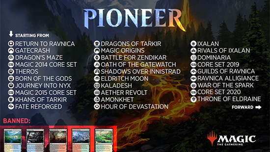 Image for New Format Announced: Pioneer!