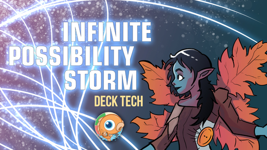 Image for Instant Deck Tech: Infinite Possibility Storm (Pioneer)