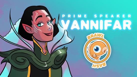 Image for Brawl Bash: Prime Speaker Vannifar (Brawl, Magic Arena)