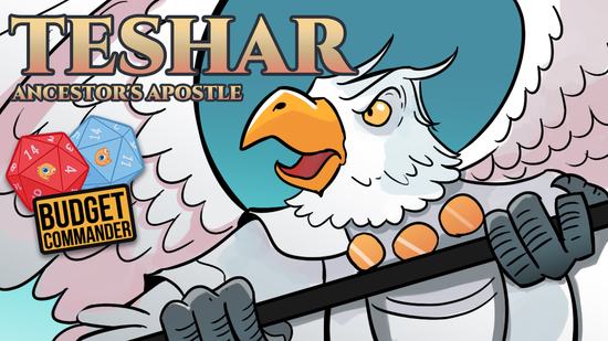 preview image for Budget Commander: Teshar, Ancestor's Apostle | Artifact Graveyard Control/Combo | $25, $50, $100