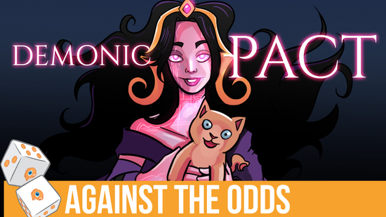 preview image for Against the Odds: Demonic Pact (Pioneer, Magic Online)