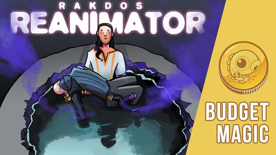 preview image for Budget Magic: $56 Rakdos Reanimator (Standard, Magic Arena)