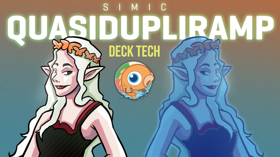 preview image for Instant Deck Tech: Simic QuasidupliRamp (Standard)
