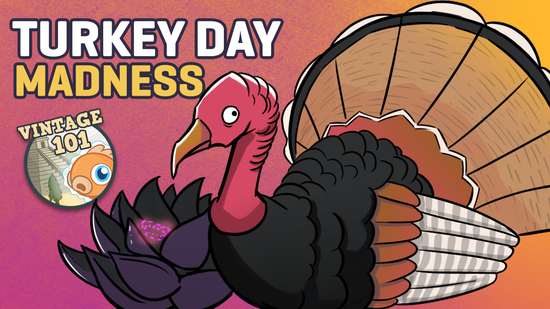 Image for Vintage 101: Turkey Day Madness