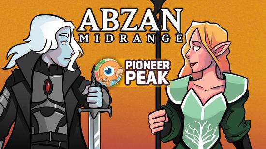 preview image for Pioneer Peak: Abzan Midrange (Pioneer, Magic Online)