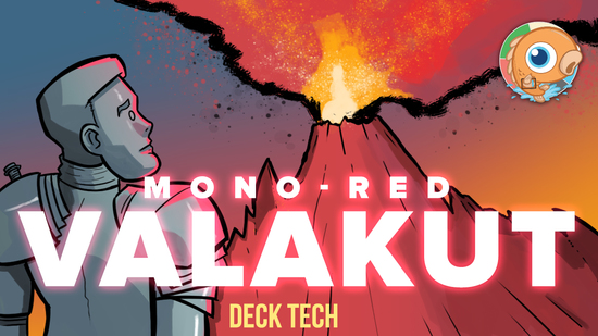 preview image for Instant Deck Tech: Mono-Red Valakut (Modern)
