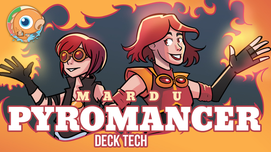 Image for Instant Deck Tech: Mardu Pyromancer (Pioneer)