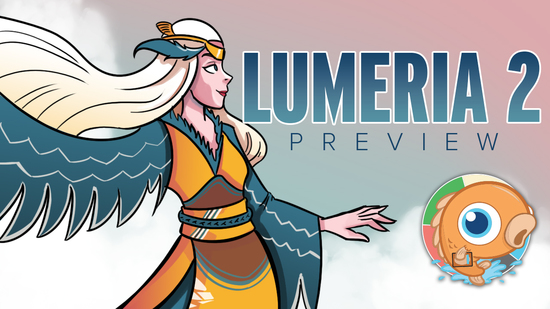 preview image for Lumeria 2 Preview / Booster Box Giveaway