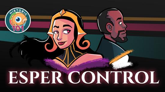 preview image for Historic 101: Esper Control (Historic, Magic Arena)
