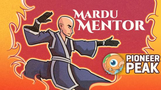 preview image for Pioneer Peak: Mardu Mentor (Pioneer, Magic Online)