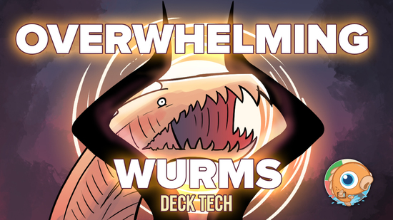 Image for Instant Deck Tech: Overwhelming Wurms (Pioneer)