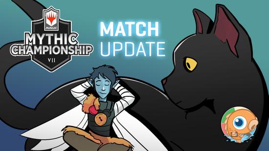 Image for Mythic Championship VII Matchup Data