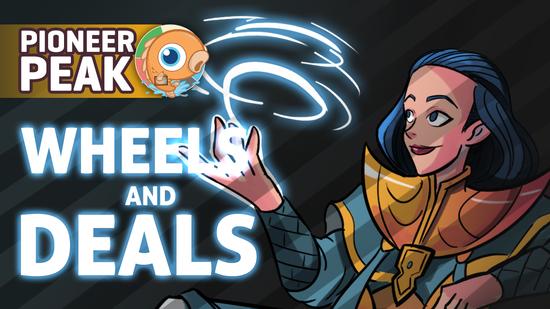 Image for Pioneer Peak: Wheels and Deals (Pioneer, Magic Online)