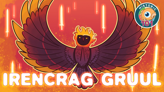 Image for Historic 101: Irencrag Gruul (Historic, Magic Arena)