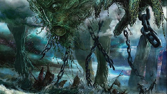 Image for Uro, Titan of Nature's Wrath: Exclusive Theros: Beyond Death Preview