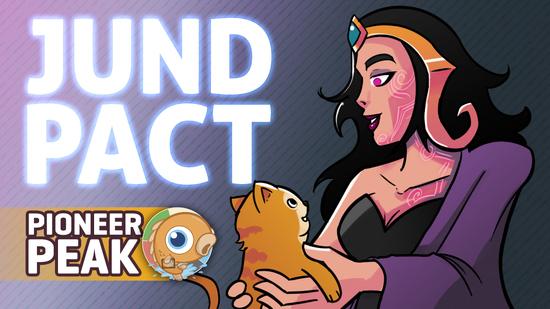 Image for Pioneer Peak: Jund Pact (Pioneer, Magic Online)