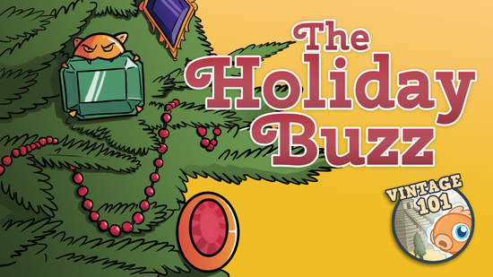 Image for Vintage 101: The Holiday Buzz
