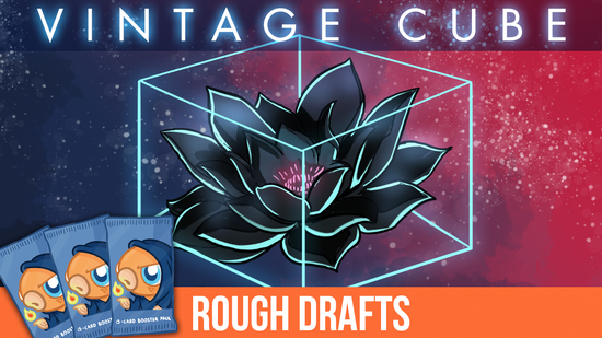 Image for Rough Drafts: Vintage Cube (Limited, Magic Online)