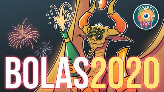 Image for Historic 101: Nicol Bolas 2020 (Historic, Magic Arena)