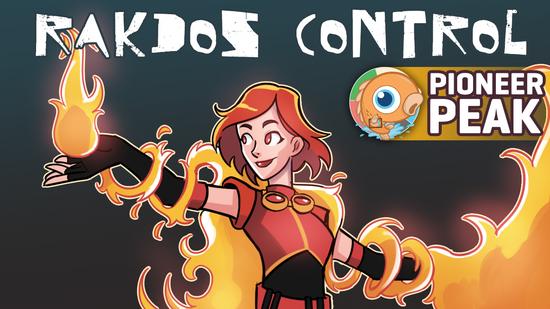 Image for Pioneer Peak: Rakdos Control (Pioneer, Magic Online)