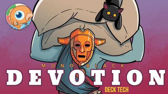 Image for Instant Deck Tech: Mono-Black Devotion (Standard)