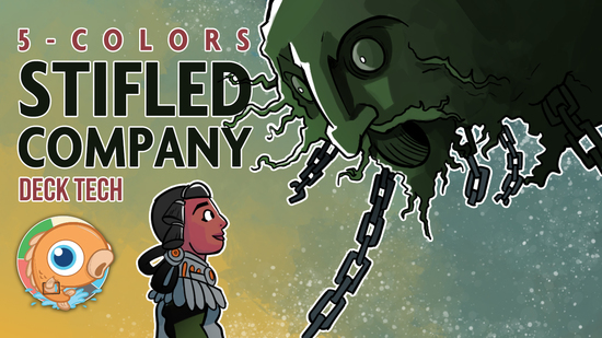 preview image for Instant Deck Tech: Five-Color Stifled Company (Pioneer)