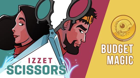 preview image for Budget Magic: $59 (48 tix) Izzet Scissors (Pioneer, Magic Online)