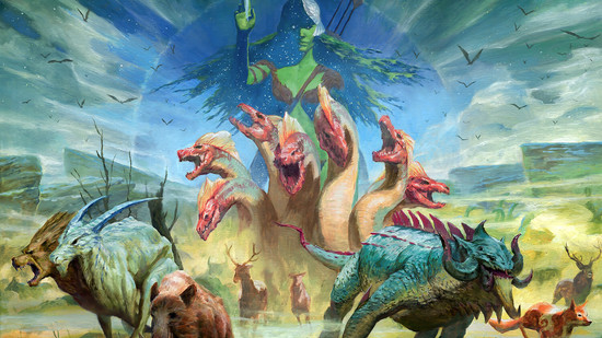 preview image for Commander Review: Theros Beyond Death | Part 3 | Green, Multicolored, Colorless, Lands