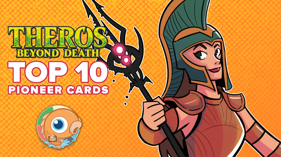 Image for Theros: Beyond Death: Top 10 Pioneer Cards