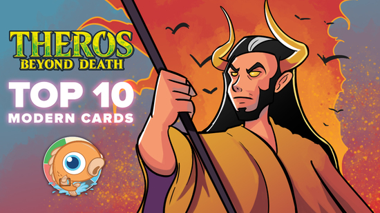 preview image for Theros: Beyond Death: Top 10 Modern Cards