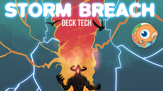 Image for Instant Deck Tech: Storm Breach (Standard)