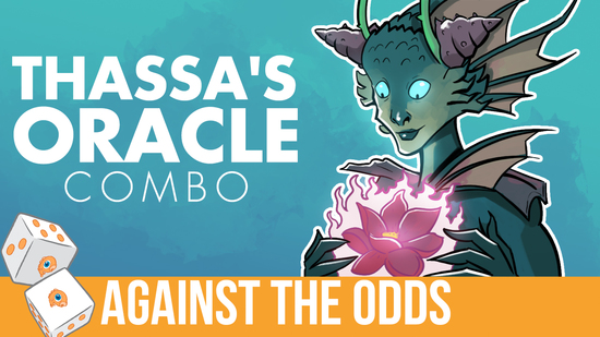 preview image for Against the Odds: Thassa's Oracle Combo (Standard, Magic Arena)