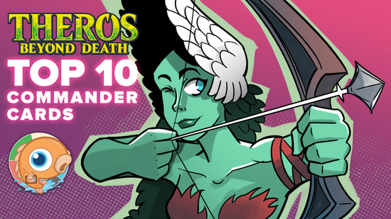 Image for Theros: Beyond Death: Top 10 Commander Cards
