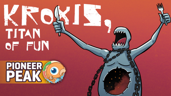 preview image for Pioneer Peak: Kroxis, Titan of Fun (Pioneer, Magic Online)