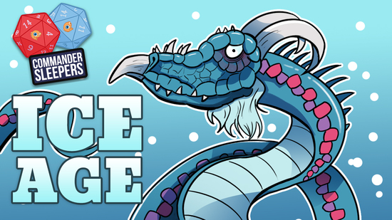 preview image for Commander Sleepers: Ice Age
