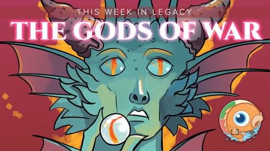 Image for This Week in Legacy: The Gods At War