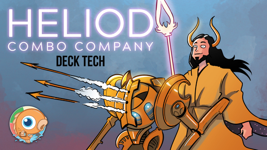 preview image for Instant Deck Tech: Heliod Combo Company (Modern)