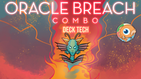 Image for Instant Deck Tech: Oracle Breach Combo (Pioneer)