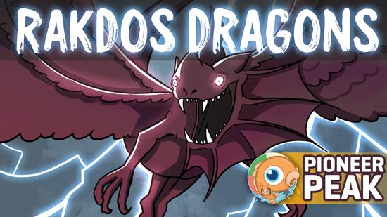 Image for Pioneer Peak: Rakdos Dragons (Pioneer, Magic Online)