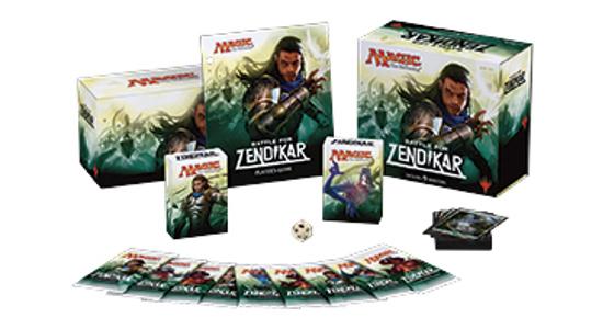 Battle for Zendikar Fat Pack Giveaway