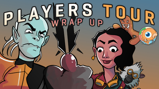 Image for Players Tour Wrap Up and Brussels Pioneer Match Up Data