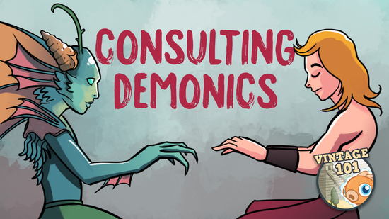 Image for Vintage 101: Consulting Demonics