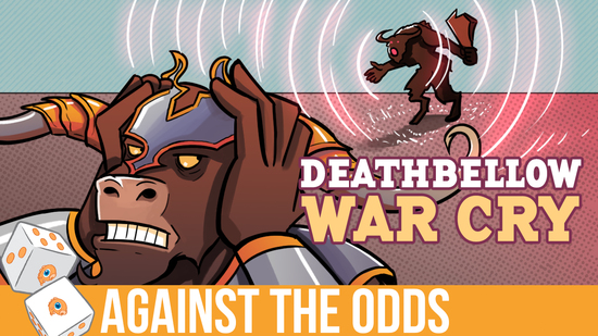 Image for Against the Odds: Deathbellow War Cry (Pioneer, Magic Online)