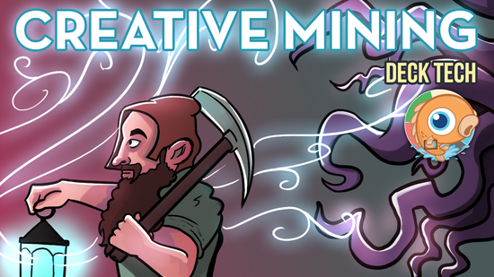 Image for Instant Deck Tech: Creative Mining (Modern)