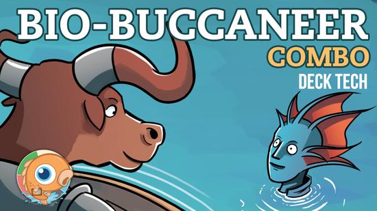 Image for Instant Deck Tech: Bio-Buccaneer Combo (Standard)