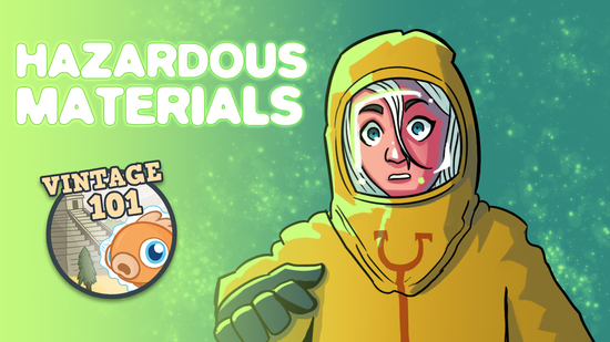 Image for Vintage 101: Hazardous Materials