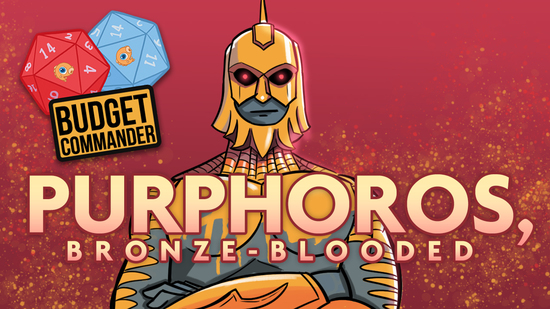 Image for Nuke Everything With Purphoros, Bronze-Blooded! | Budget Commander | $50, $100, $200